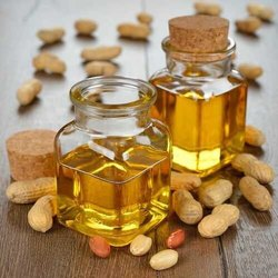 Organic Cold Pressed Ground Nut Oil