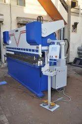 Hydraulic NC Pressbrake, Automation Grade: Automatic, Size: 1000mm To 6000mm