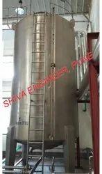 Juice Storage Tank
