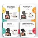 3 Ball Spirometer For Lung Exercise