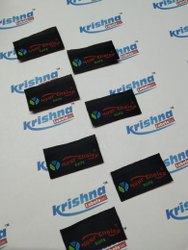 Personalized woven labels