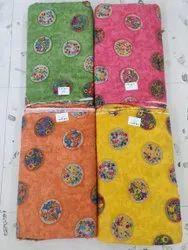 Rayon Printed Fabric 14 Kg