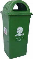 80 L Plastic Dust Bin