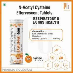 Janunac-600 Effervescent Tablet