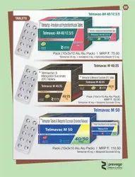 Telmisartan and Metoprolol Succinate ER Tablets