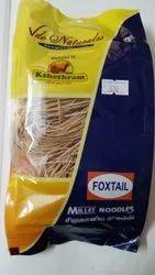 Thinai, Whole Wheat Flour Kshethram Foxtail Millet Noodles, Packaging Size: 175 Grams