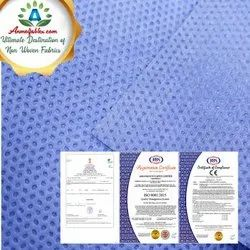 SSMMS Hydrophobic Non Woven Fabric