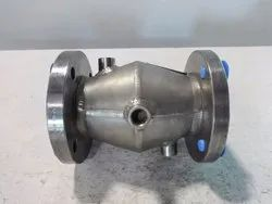 Jacketed Check Valve