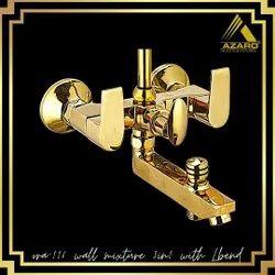 Three Handle 3 In 1 Wall Mixer AZARO ORA, High Flow, Size: 15MM
