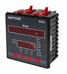 Neptune Three Digital Energy Meter, Model Name/Number: M 302