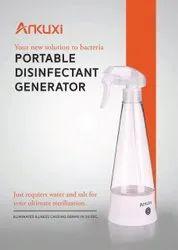 Portable Disinfectant Machine