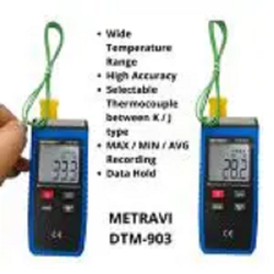 Metravi Portable Thermometer