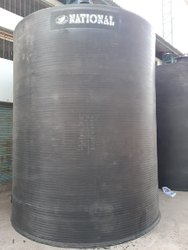 HDPE Chemical Tank 10 KL