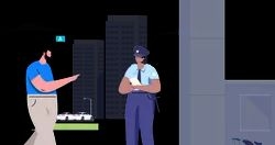 Housing Complex Security Guard Services