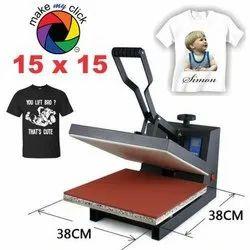 15x15 Inch Heat Press Machine