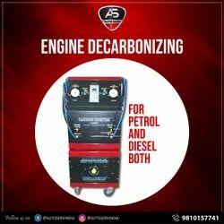 Engine Decarbonizing Machine