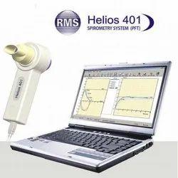 RMS Helios 401 Digital PC Based Spirometer