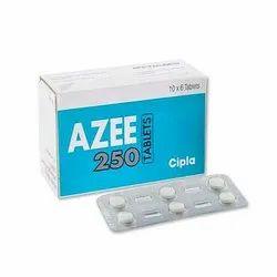 Azee 250毫克阿奇霉素片剂
