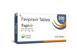 Fapivir Favipiravir  200mg