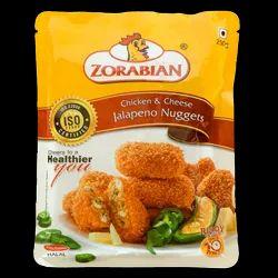 Zorabian Chicken & Cheese Jalapeno Nuggets