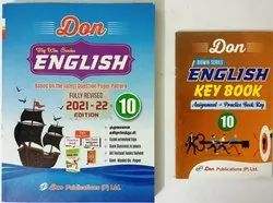 Paper Don 10th Bigwin English Guide Cum Work Book + Free Key Book