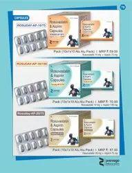 Rosuvastatin and Aspirin Capsules
