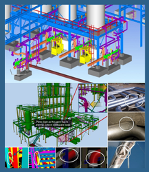 Plant Design And Pipe Stress And Flexibility Analysis Services