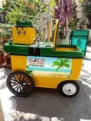 SA Engineering Coconut Carts