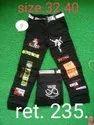 Black Boy Kids Jeans Pant