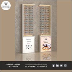 Eyewear Display Wall Mount