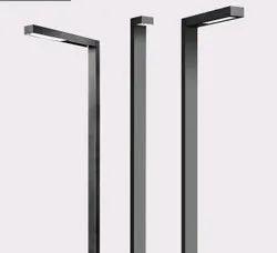 Aluminium 12 Meter Dual Arm Street Light Pole