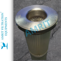 Snap Band Type Stainless Steel Filter Cartridges
