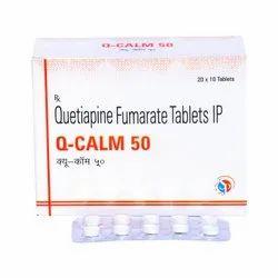 Quetiapine Fumarate 50 Mg Tablet