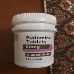 Eudemine (Diazoxide 50 Mg)