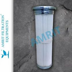 Snap Band Type Pleated Filter Bag