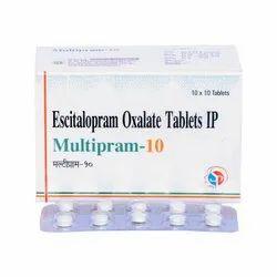 ESCITALOPRAM OXALATE 10 MG TABLET