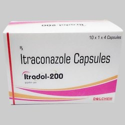 Itraconazole Medicine 200 Mg