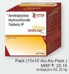 Amitriptyline Hydrochloride Tablets IP