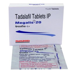 20 Mg Tadalafil Tablets IP