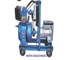 10Kva Water Cooled Diesel Generator Set