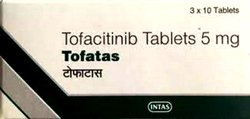 Tofatas Tofacitinib 5 mg Tablets