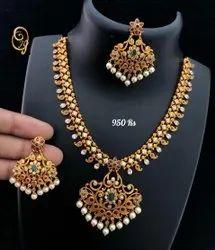 Imitation Jewellery Necklace Set