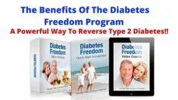 Unisex Online Diabetes Freedom-Get This And Free From