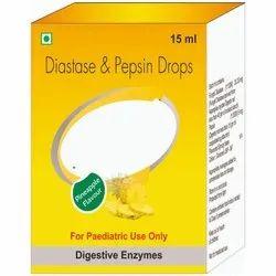 Diastase & Pepsin Drops