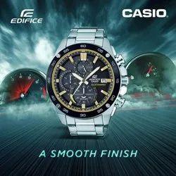 Round Casio Edifice Mens Watch