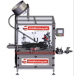Test Tube Filling Capping Machine
