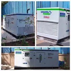 320 kVA Silent Diesel Generator Set in Thane Mumbai