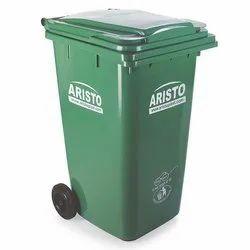 ARISTO Wheeled Garbage Bin 120LTR