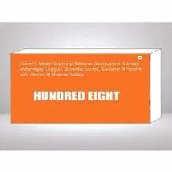 Diacerin Methyl Sulphonyl Methane Glucosamine Sulphate Mahayograj Guggulu Boswellia Serrata Tablet