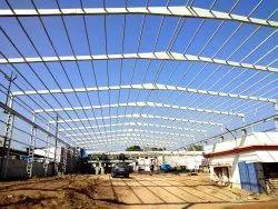 Mild Steel Warehouse Sheds